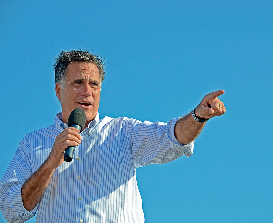 The Republican Nominee for President 2012