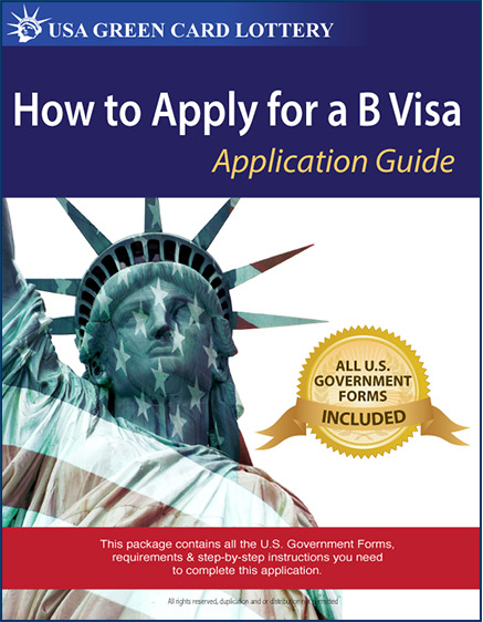 B-1 Business Visa Application